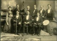Philharmonic Orchestra, Biddeford, ca. 1901