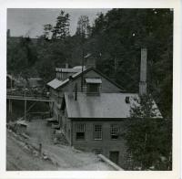 Wire Mill, Hallowell, ca. 1880