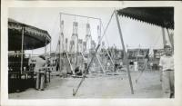 Carnival, Muster Field, Hallowell, ca. 1935
