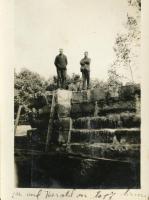 Draining the pond, Hallowell, ca. 1932