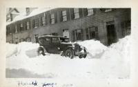 Row House, Second Street, Hallowell, ca. 1935