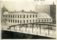 Haskell Silk Mill, Westbrook, ca. 1880
