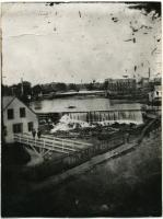Haskell Silk Mill, Westbrook, ca. 1874
