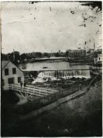 Haskell Silk Mill, Westbrook, ca. 1874