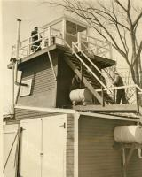 Ground Observer Post WW II, Scarborough, ca. 1940