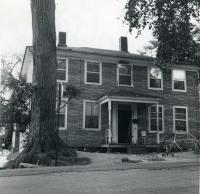 Joshua Wingate House, Union Street, Hallowell, 1968