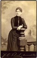Martha Libby, Brunswick, ca. 1870