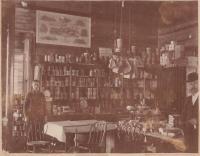 E.A. Weatherbee Store, Lincoln, ca. 1920