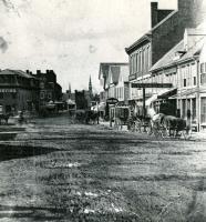 Main Street, Saco  1870