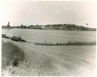 Waterfront, Lubec, ca. 1955