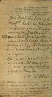 Sebastian Rasles copy of 'Medulla Theologiae Moralis,' 1682