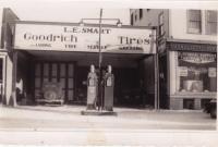 Smart's Hardware Store, Lincoln, ca. 1928