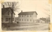 Village School, Blue Hill, before 1914