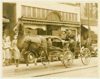 Harriett and Arthur Waterman, Portland, ca. 1935