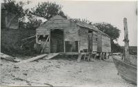 Fishermen's huts, Chebeague Island, ca. 1888