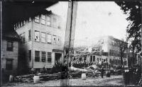 York Light & Heat Company explosion, Biddeford, 1900