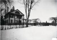 Thacher-Goodale House, Saco, ca. 1912