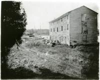 Old Warehouse at Saco Ferry, 1888