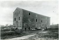 Warehouse at Saco Ferry,  1888