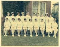 Maine School of Practical Nursing graduating class, Waterville, 1969