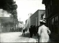 Biddeford fire engine, 1909