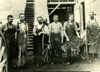 The Townsend Brothers, Biddeford, ca. 1900