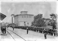 Biddeford Knights Templar on St. John's Day, 1916