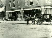 St. John's Block (St. Jean's Block), Biddeford, ca. 1900