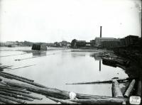 Diamond Match Mill, Biddeford, 1909