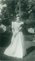 Frances Gonyar Bateman, Bangor, 1940