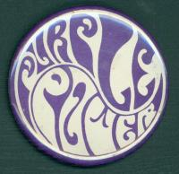 John Bapst High School Booster button, Bangor, ca. 1960