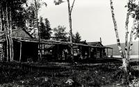 Camp on Fish River Lake, ca. 1900