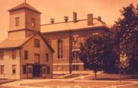 York County Jail, Alfred, ca. 1900