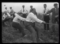 Tug of War, Scarborough, 1920