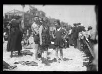 Beachgoers, Old Orchard Beach, 1920