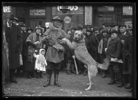 Arthur T. Walden and Chinook, Portland, 1922