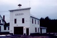 Fire station, Alfred, ca. 1970