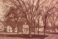 Village Green, Alfred, ca. 1900