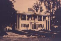 John Holmes Mansion, Alfred, ca. 1900