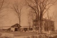 Ricker House, Alfred, ca. 1900
