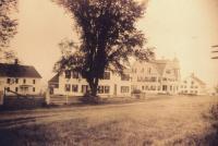 Shaker buildings, Alfred, ca. 1900