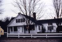 Tripp Homestead, Alfred, ca. 1900
