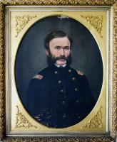 Colonel Freeman McGilvery, Stockton, ca. 1862