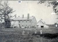 Jail House at Norridgewock, about 1865