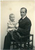 Henry and William Pierce, New York, ca. 1907