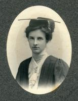 Katharine Robinson Curtis, New Jersey, ca. 1900