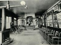 Private Suite of E. C. Heselton, Skowhegan, ca. 1900