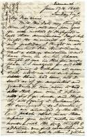 Anne L. Pierce letter from Germany, 1869