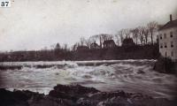 High Water of 1884, Kennebec River