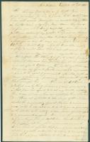 Letter concerning 'Boxer' prisoners, Eastport, 1813